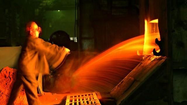 Украина - в десятке производителей стали