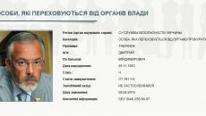СБУ объявила в розыск Табачника