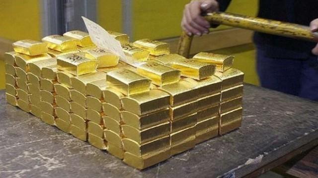 Золотовалютные резервы сократились на 5,7%