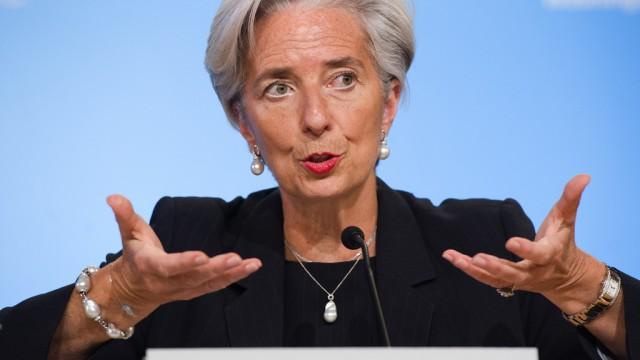 Лагард поддержали в ЕЦБ