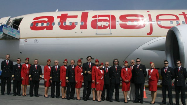 «Атласджет Украина» все еще ждет пассажиров