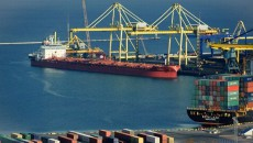 Морские порты уменьшили грузопереработку почти на 15%