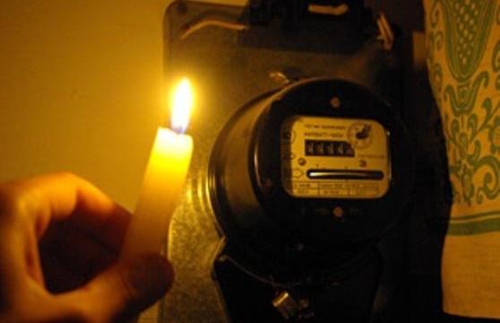 За год на 14% упало производство электроэнергии