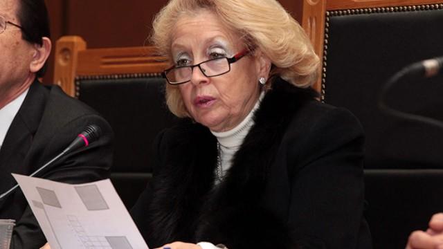 Правительство Греции возглавила Василика Тану-Христофилу
