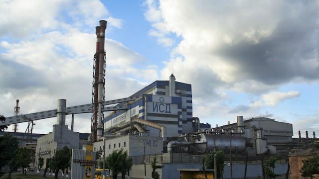 Алчевский металлургический комбинат. Фото ИСД