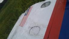 На месте падения «Боинга 777» нашли обломки российской ракеты