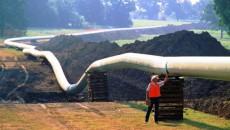 «Газпром» увеличивает транзит газа через Украину