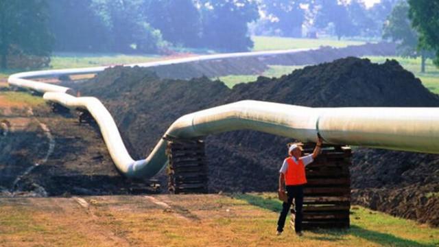 Поляки проектируют газопровод из Балтики в Украину