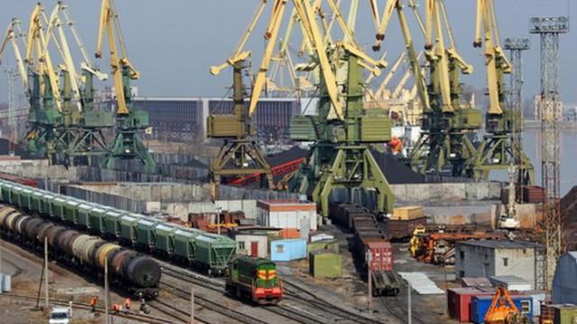 Перевалка грузов в портах выросла на 4,5%