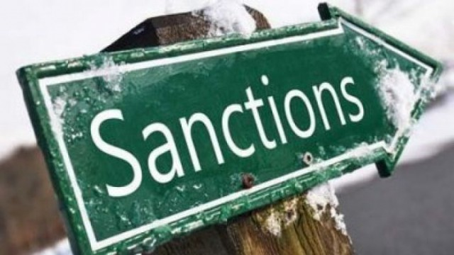 Потери РФ от санкций и дешевой нефти оценили в $0,6 трлн