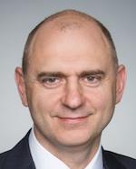 Первый заместитетиль министра инфраструктуры Владимир Шульмейстер