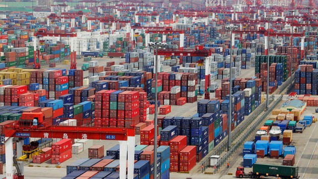 Украина увеличила экспорт в Евросоюз на 7%
