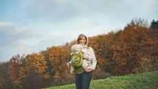 Украинские эрго-рюкзаки стали международным брендом
