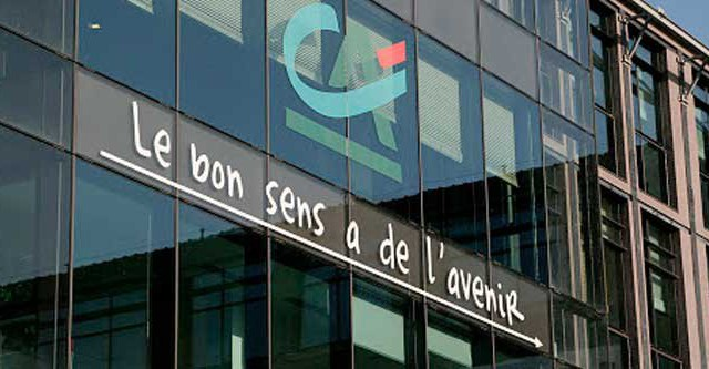 Группа Credit Agricole нарастила чистую прибыль до €6,7 млрд