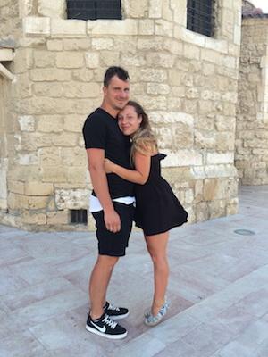 Татьяна и Алексей Прохоровы