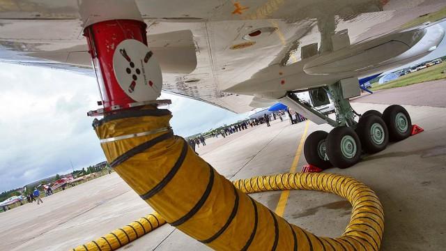 ГФС заблокировала импорт авиатоплива