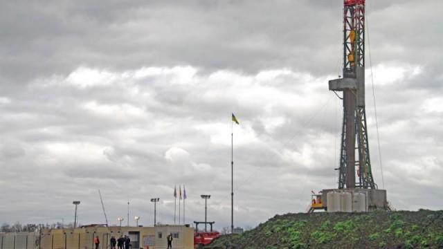 Shell оставит в Украине инвестиции и сланцевые наработки