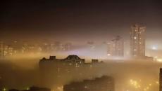 Загрязнение воздуха сократилось на 15,4%
