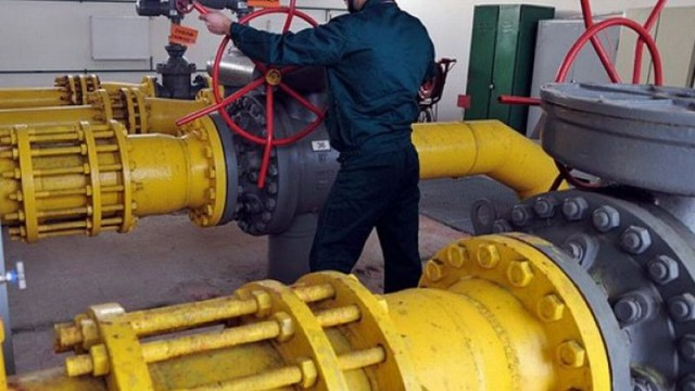 Украина еще на 13,6% сократила потребление газа