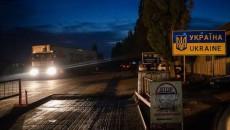 На границе с Польшей застряли 1 тыс. авто