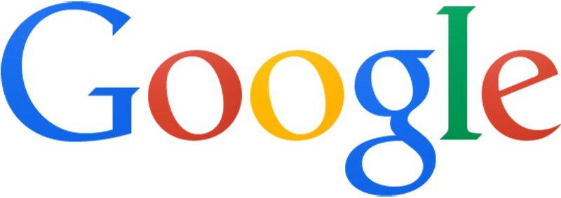 Старый логотип Google