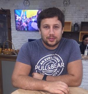 Евгений Саранцов. Фото автора