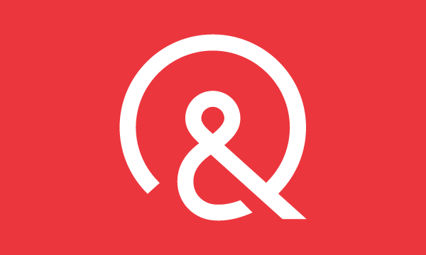 Новый логотип Quirky