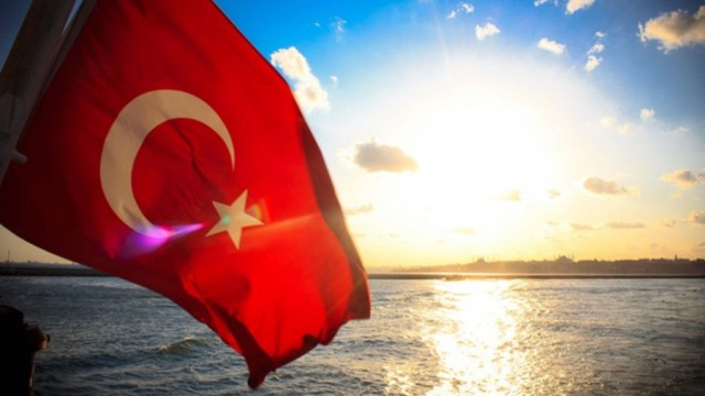 Турки прогнозируют рост украинских туристов на их курортах в 2017 г. на 25%