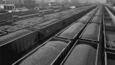 Через территорию РФ разрешили провозить не более 140 тыс. тонн угля из Казахстана
