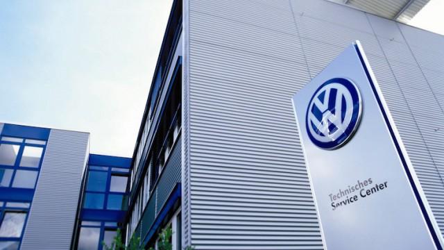 Volkswagen продлил приостановку производства на заводах в Германии