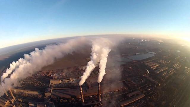Ахметова оштрафовали за выбросы
