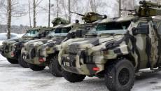 КрАЗ Кугуар с боевыми модулями