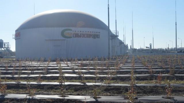 Запущена биогазовая установка с инвестициями в 280 млн грн
