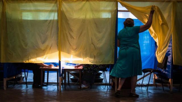 Сегодня в Украине пройдут выборы