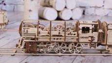 Украинский стартап Ugears вывел на Kickstarter 3D-пазлы