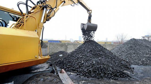 ДТЭК нарастил запасы угля на складах ТЭС на 41%
