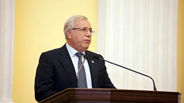 Юрия Вилкула представили мэром Кривого Рога