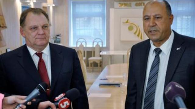 «Укроборонпром» подписал новый контракт с Египтом
