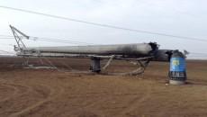 Из-за падения опор ЛЭП аварийно разгрузили две АЭС