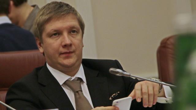 Коболев заявил, что российский газ Украине не нужен