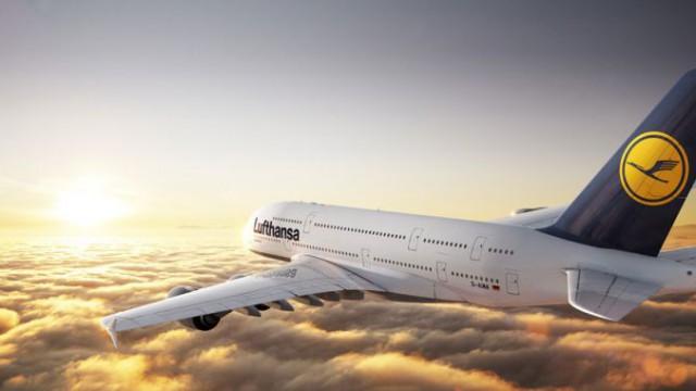 Киевские рейсы Lufthansa отменили из-за забастовки