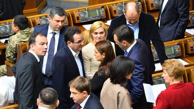 Луценко признал распад коалиции