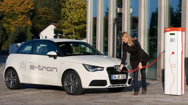 На электромобили выделят €1,2 млрд из бюджета Германии