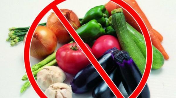 Продукты, которые еще запретят завозить из РФ (список)