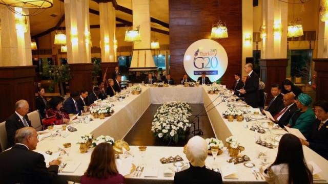 Страны G20 провалили защиту свободной торговли