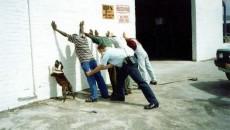 «Закарпатгаз» обыскивают полицейские