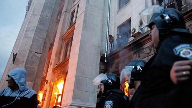 Расследования майских событий в Одессе провалены - МКГ