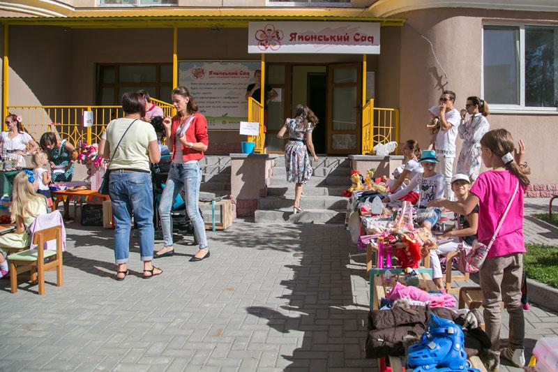Открытие детского центра провели в формате Фестиваля японской культуры