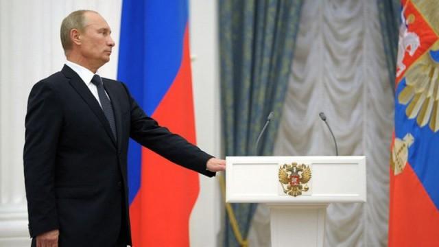 Россия ввела ответные санкции на арест имущества за рубежом