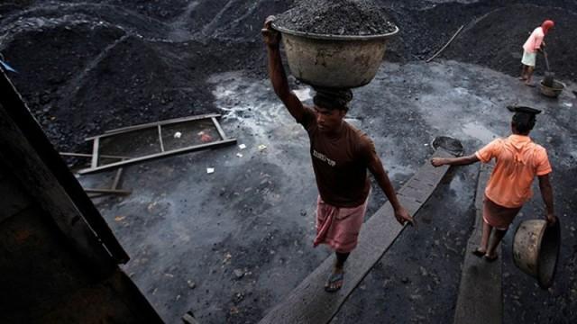В Украину прибыла восьмая партия угля из ЮАР